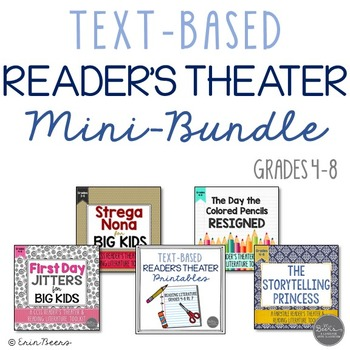 text based readers theater