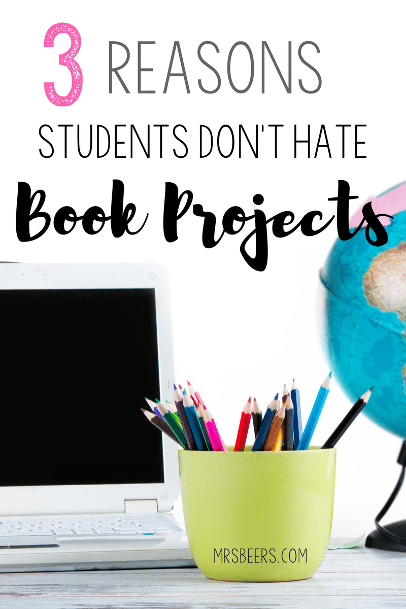 book projects for students