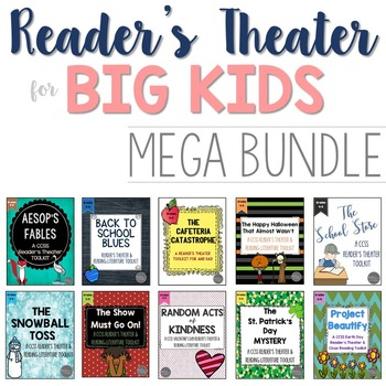readers theater bundle