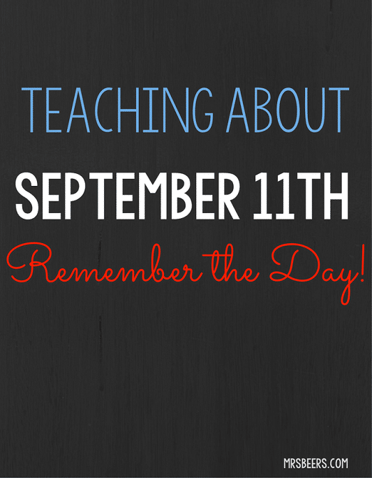 teaching about september 11th