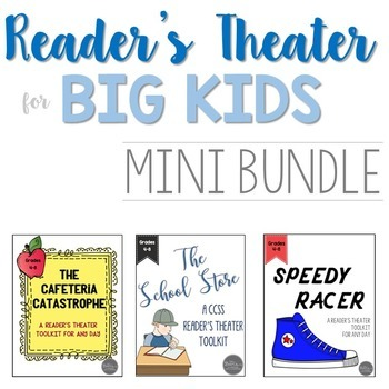 readers theatre scripts for middle school students