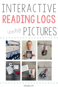 interactive reading logs